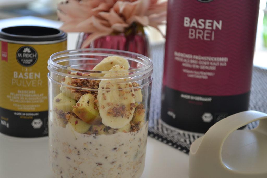 Basisches Frühstück Basenbrei