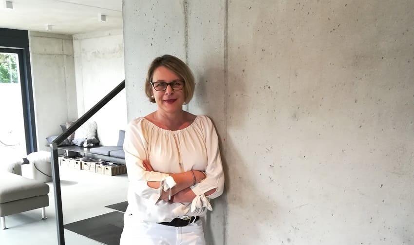 Frauenpower trotz MS – Caroline Régnard-Mayer