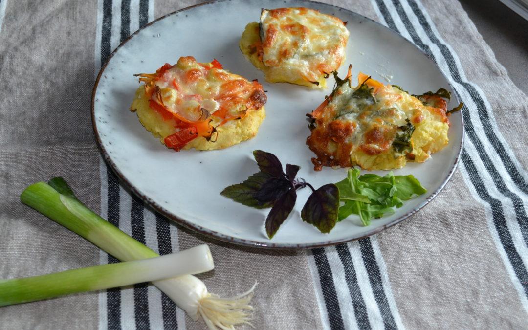 Kartoffeltaler –  basisch, vegan oder vegetarisch
